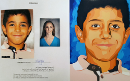 CHS Artists Give Memorable Gift to Children Around the World