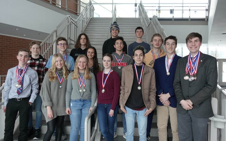 Clarkston BPA Students Advance to State Competition
