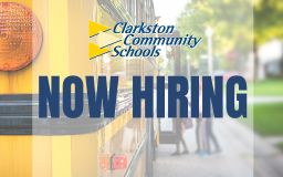 Join the Clarkston Community Schools Team