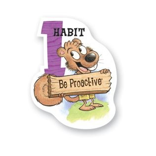 A graphic that reads Habit 1